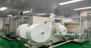 1wet wipes machine 300x161 - UT-FL4 Cross fold Wet Wipes Machine (5-40Wipes/pack)
