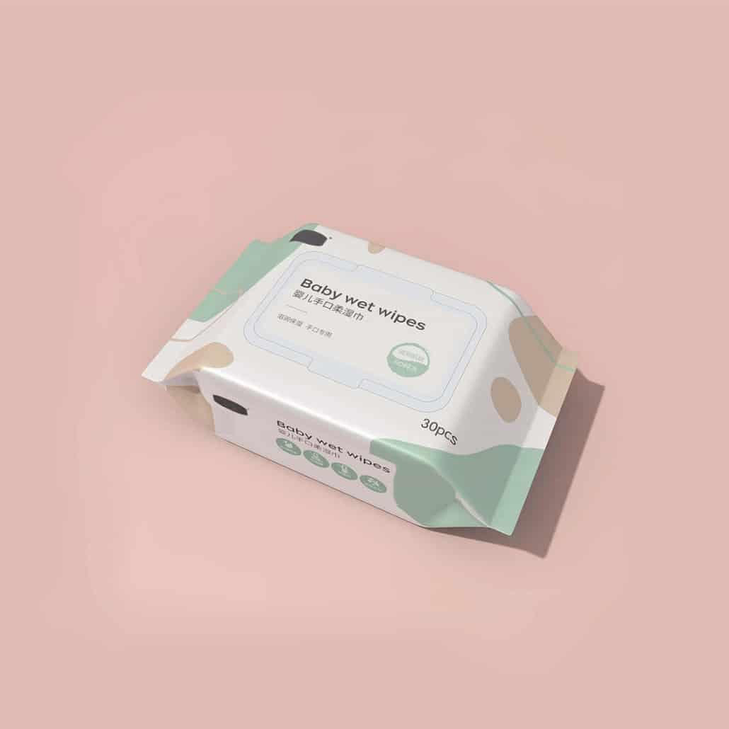 wet tissue machine 1030x1030 - UT-FL4 Cross fold Wet Wipes Machine (5-40Wipes/pack)