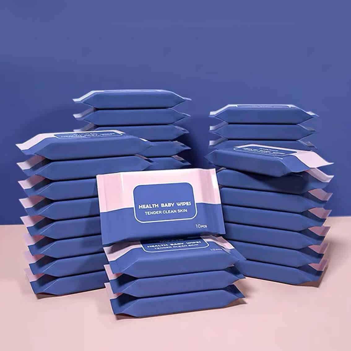 wet wipes machine manufacturer - Wet Wipes Packaging Machine