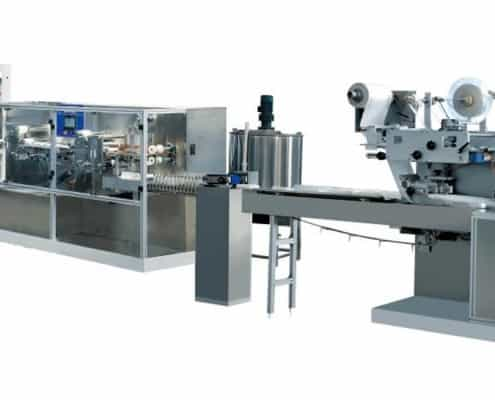DH 12F Automatic wet wipes production line 1 495x400 - DH-DB600 wet wipes packaging machine