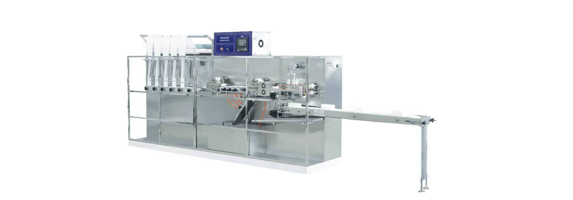 DH 6 wet wipes converting machine - DH-6 wet wipes converting machine (30-120pcs/pack)