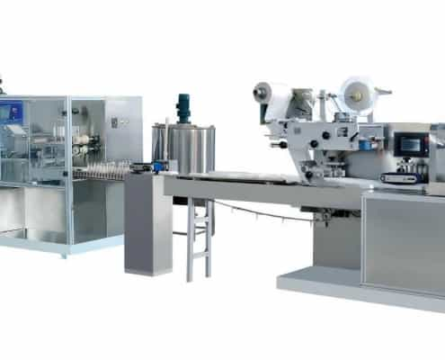 DH 6F Automatic wet wipes production line 495x400 - DH-DB600 wet wipes packaging machine