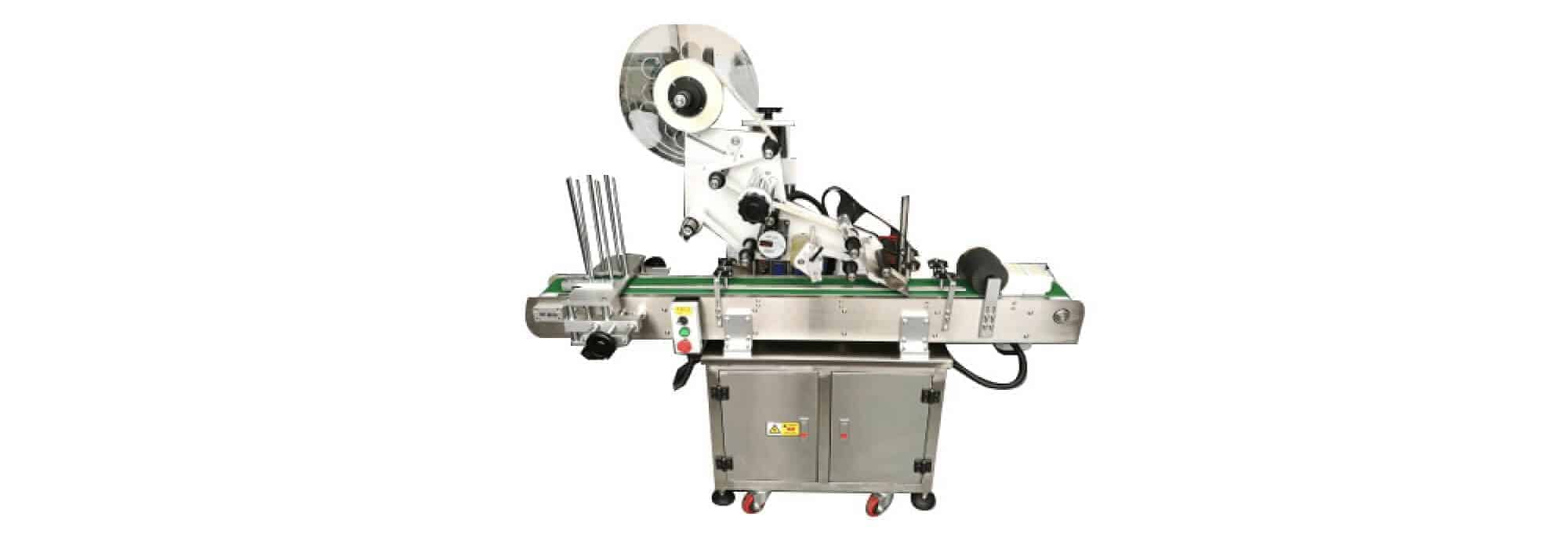 DH L25 Automatic labeling machine - DH-250 Single Sachet Wet Wipes Machine