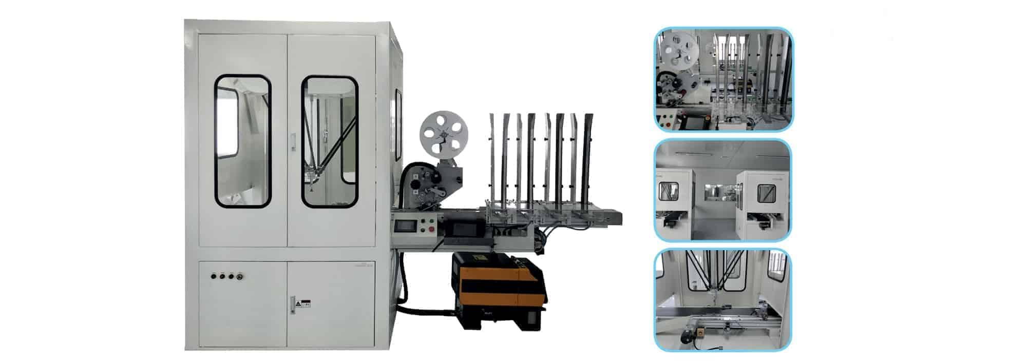 DH L300 1 - DH-L300 Automatic Lid applicator