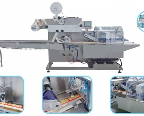 UT WP 495x400 - DH-DB600 wet wipes packaging machine