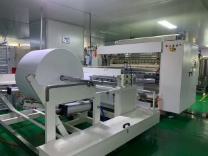 canister wet wipes machine 300x225 - DH-FP Canister wet wipes converting machine