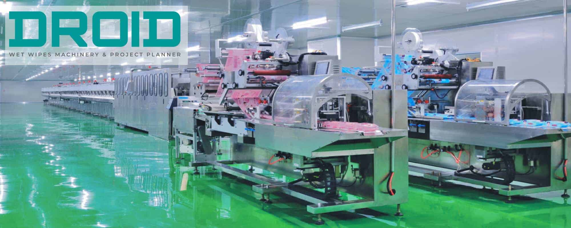 DH BH40 flow pack wet wipes machine - Are you looking for Disinfectant Wet Wipes Machine?