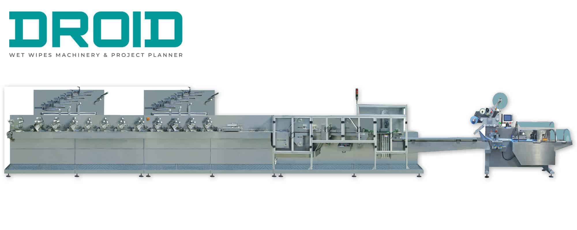 UT BL1012 flow pack wet wipes machine - Are you looking for Disinfectant Wet Wipes Machine?