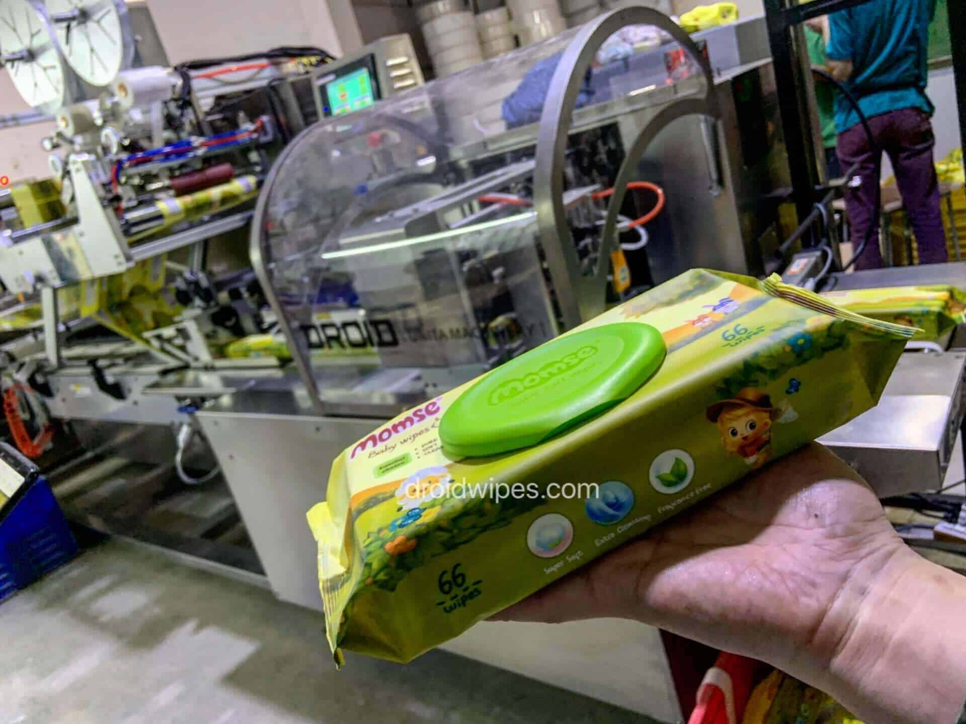 baby wet wipes machine 1 - ABOUT US