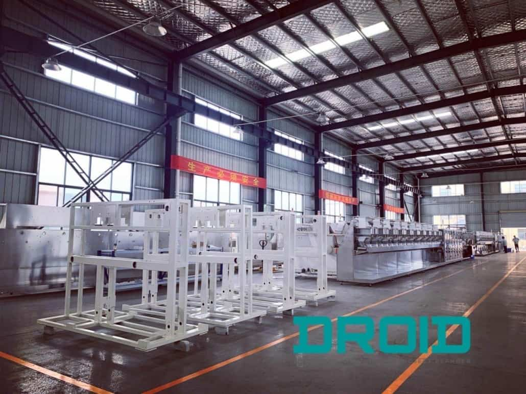 wet tissue machine 1030x772 - Wet Wipes Packaging Machine
