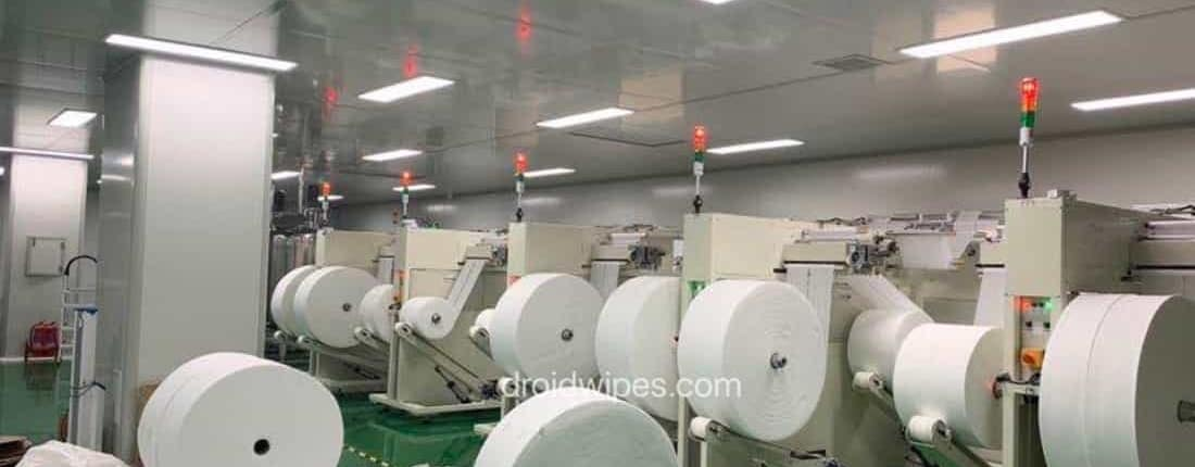 wet wipes machine china 1100x430 - UT-BM16(20) Baby Wet Wipes Machine (20-120wipes/pack)