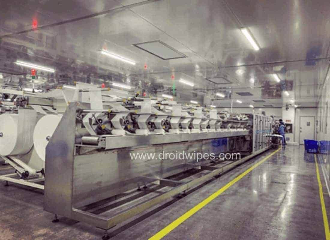 wet wipes packaging machine 1 1 - HOME