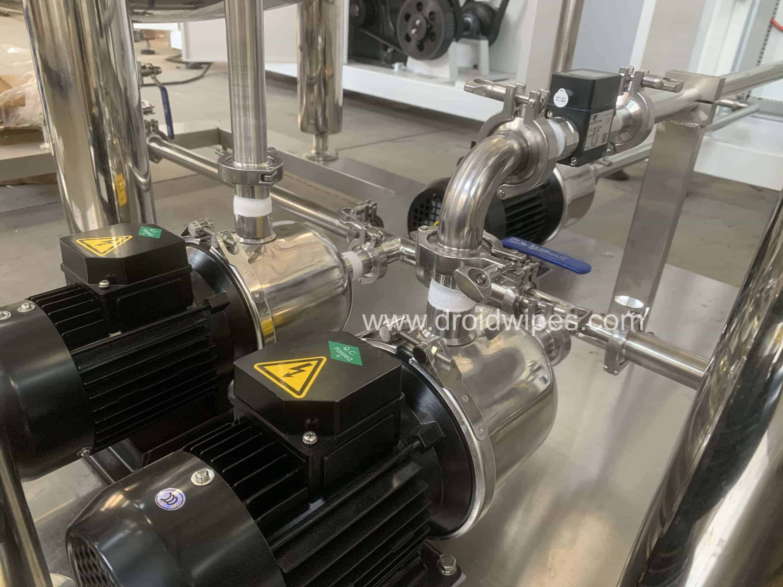 wet wipes packaging machine supplier china scaled - Droid Wet Wipes Machine Quality