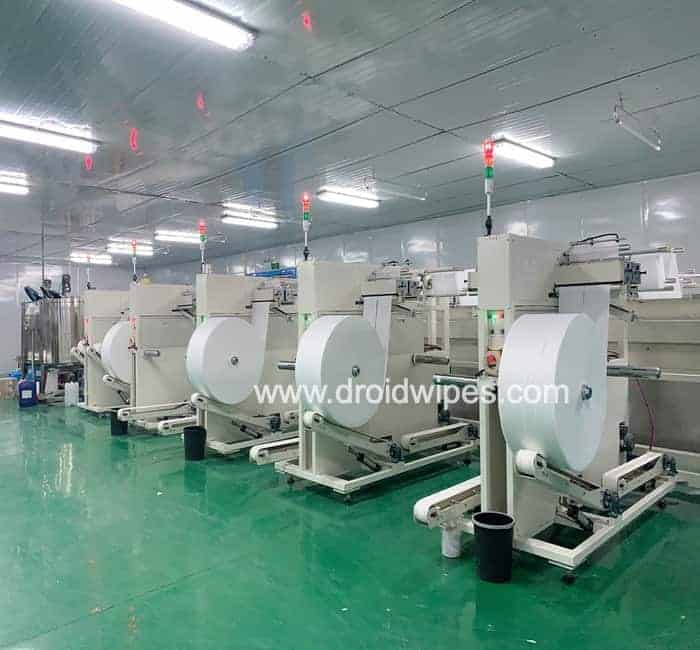 wet wipes machine1 2 - Wet Wipes Machine Products