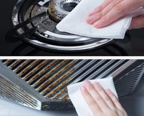 Kitchen Cleaning Wet Wipes Droid 495x400 - Wet Wipes Material_Spunlace Nonwoven