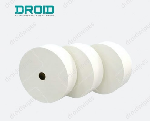 spunlace nonwoven fabric Droid 495x400 - Plastic Lid for Wet Wipes