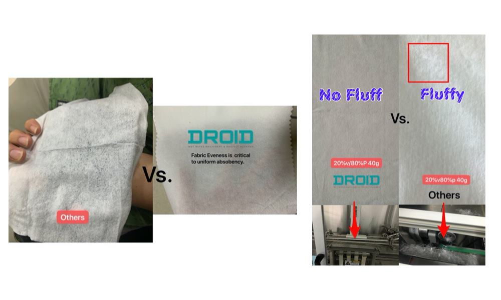 Wet Wipes Material Spunlace Nonwoven - Wet Wipes Material_Spunlace Nonwoven