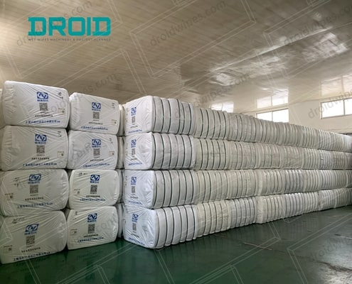 wet wipes material spunlace nonwoven2 3 - Wet Wipes Material_Spunlace Nonwoven