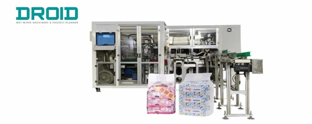 DH MP80 Automated Multipack Wet Wipes Bagging Machine 1 1030x412 - DH-MP80 Multipack Wet Wipes Bagging Machine